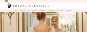 Bridal Elegance Salon - homepage