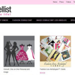 Lorelei Shellist Image Consultant and Author - WordPress online store website developed by Patricia Gill saidthespider.net