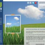 mjobriendesign.com designed website, developed by Patricia Gill saidthespider.net