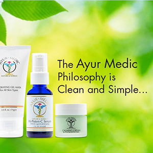 Ayur-Medic Skin Care Products | E-Commerce